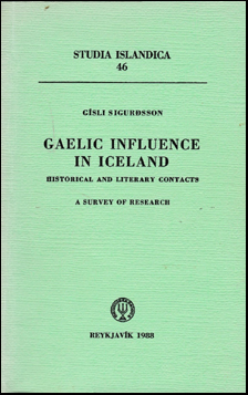 Gaelic influence in Iceland # 41818