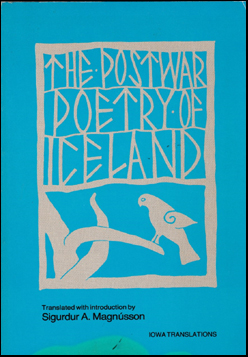 The Postwar poetry of Iceland # 41857