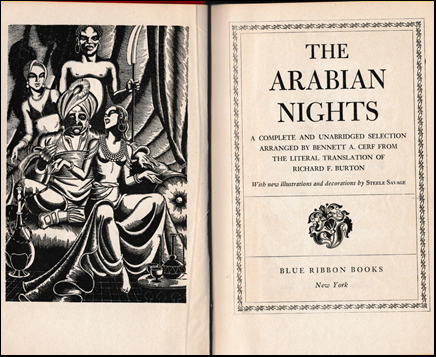 The Arabian Nights # 42034