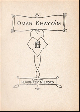 The Rubáiyát of Omar Khayyám # 42036