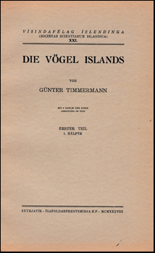 Die Vögel Islands # 42171