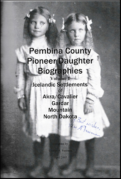 Pembina County Pioneer Daughter Biographies # 42212