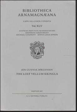 The Lost Vellum Kringla # 42650