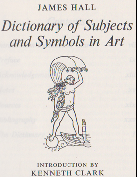 Dictionary of Subjects and Symbols in Art # 42900