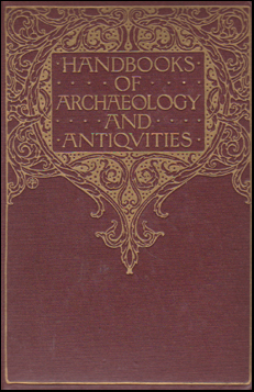 Handbooks og Archeaology and antiqvities # 44404