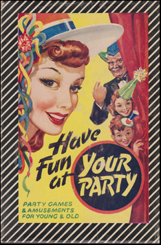 Have Fun at your Party # 44742
