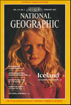 National Geographic # 45156