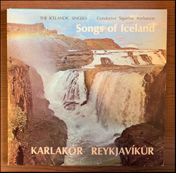 Songs of Iceland # 45182