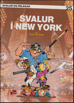 Svalur í New York # 45498