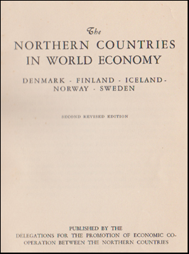 The Northern countries in world economy # 45787