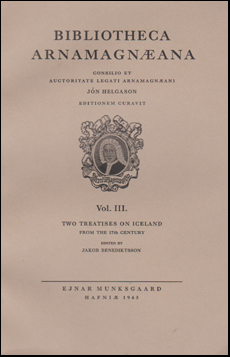 Two treatises on Iceland from the 17th century # 45853