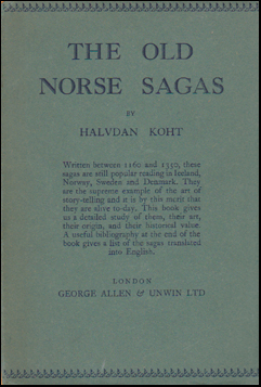 The Old Norse sagas # 45865