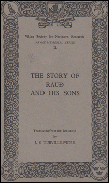 The story of Rauð and his sons # 46393