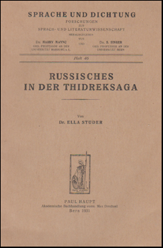 Russisches in der Thidreksaga # 46479