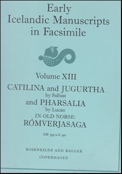 Catilina and Jugurtha # 47638