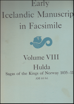 Hulda. Sagas of the kings of Norway # 47640