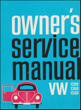 Owner´s service manual # 47965