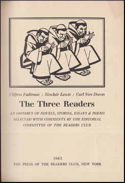 The Three Readers # 53871