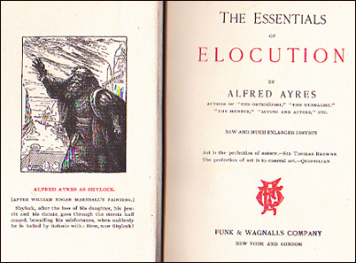 The Essentials of Elocution # 47029