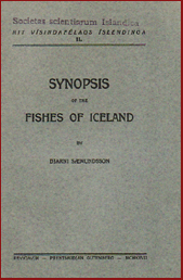 Synopsis of the fishes of Iceland # 12462