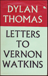 Letters to Vernon Watkins # 16597