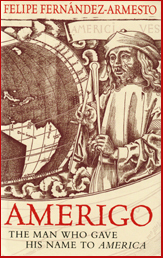 Amerigo. The man who gave his name to America # 7156