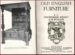 Old English Furniture # 13695