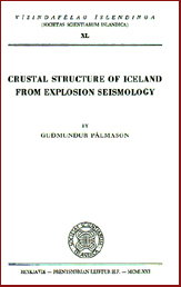 Crustal structure of Iceland from explosion seismology