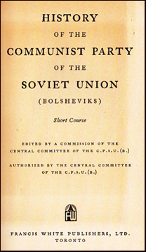 History of the Communist party of the Soviet union # 19210