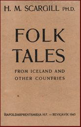 Folk tales from Iceland and other countries # 9367