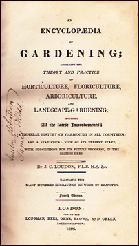 Encyclopædia of Gardening # 20420