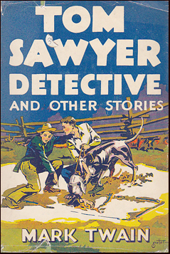 Tom Sawyer Detective and other stories # 18997