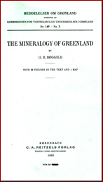 The Mineralogy of Greenland
