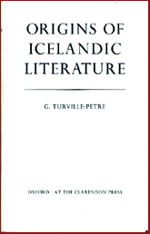 Origins of Icelandic literature # 11982
