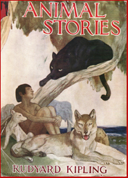 Animal Stories from Rudyard Kipling # 7893