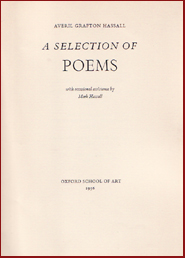 A Selection of Poems # 12442