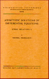 Asymptotic solutions of differential equations