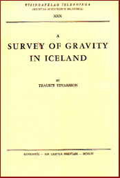 A survey of gravity in Iceland # 12474
