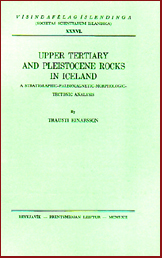 Upper tertiary and pleistocene rocks in Iceland # 12473