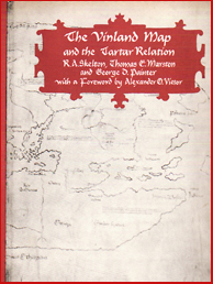 The Vinland map and the Tartar relation # 17016