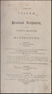 A Complete System of Practical Arithmetic # 45732