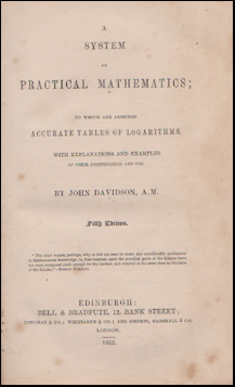 A System of Practical Mathematics # 46257