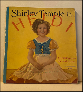 Shirley Temple in Heidi # 55906