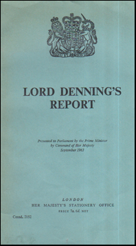 Lord Denning´s Report # 56861