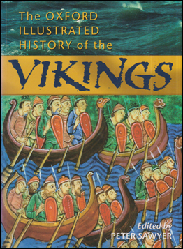 The Oxford Illustrated History of the Vikings # 56881
